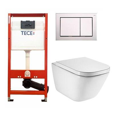 Ремонт инсталляции TECE